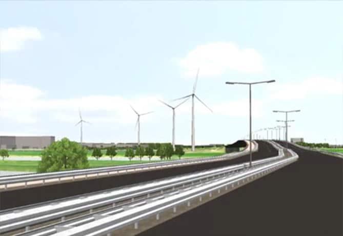 windmolens-Koningspleij