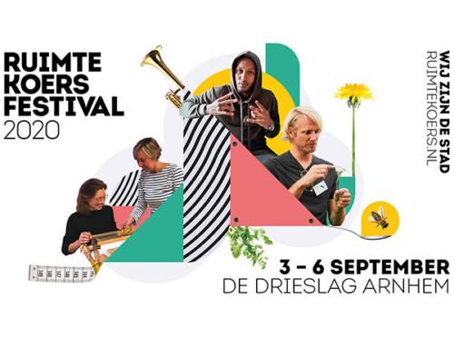 Ruimtekoers Festival strijkt neer op winkelcentrum de Drieslag