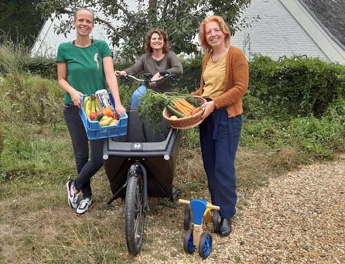 Stap op de fiets voor lekker en gezond eten uit je eigen regio