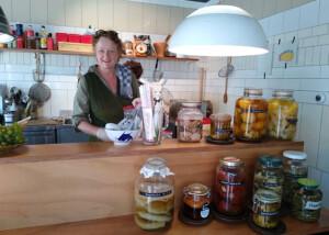 Pickle-de-Winkel-gefermenteerde gerechten