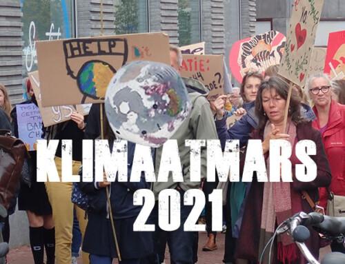 Meld je aan voor de Klimaatmars 2021