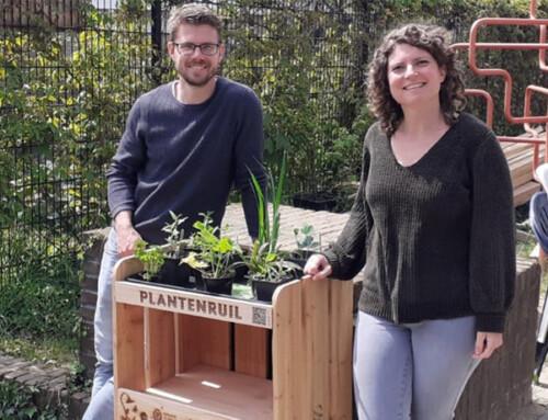 Arnhem acht plantenruilkasten rijker
