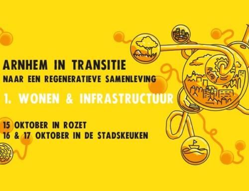 Arnhem in Transitie start lezingenserie